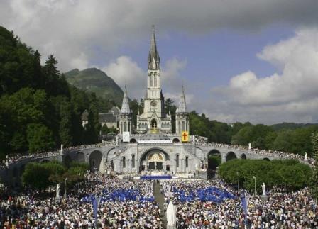 Lourdes - 10-14 Maggio partenza da Cagliari Pellegrinaggi