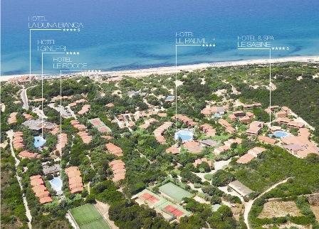 Giugno trattiamoci bene a ''Le Dune Resort'' di Badesi Sardegna Soggiorni Primavera - Estate