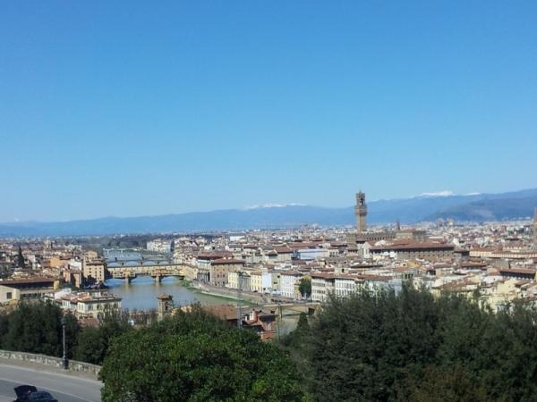 05-09 Dicembre: tour della Toscana Partenze dalla Sardegna