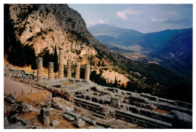 Tour Grecia Classica e Meteore - Settembre e Ottobre 2021 Partenze dalla Sardegna