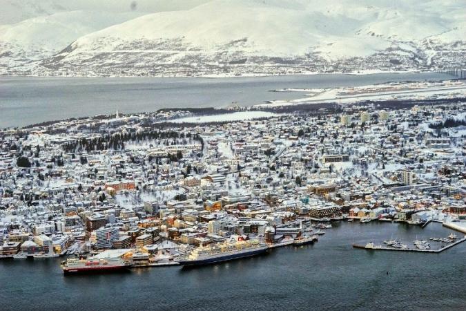 Norvegia - Tromso - Capodanno Capodanno
